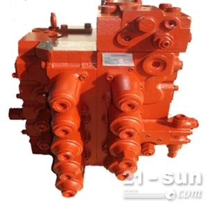 玉柴挖掘机用原装日本东芝ux28多路阀分配器分配阀