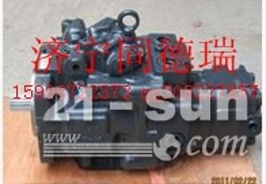 &纯正小松pc55-2齿轮泵 先到泵 小松液压泵 同德瑞小松配件