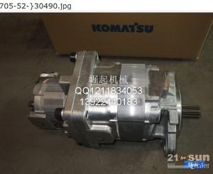 开关泵 705-52-30490