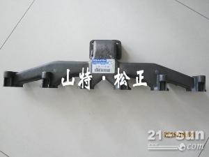 原装PC200-7排气歧管,三段排气管,宿迁小松挖掘机配件