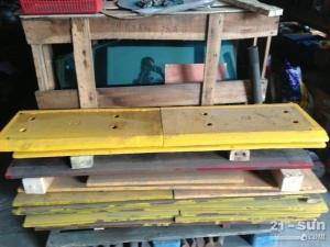 常林装载机铲刃板铲板