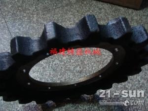 开元50驱动齿 KY50驱动轮 开元挖掘机底盘配件