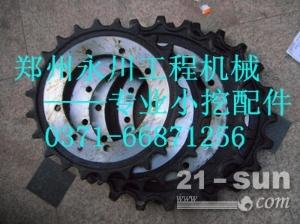 三一SY65挖掘机链条总成链节链通链销需要找郑州永川工程机械15981895089