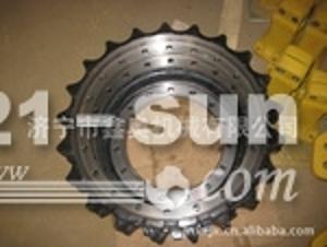 挖掘机链轮  优质小松配件  挖掘机配件  工程机械配件