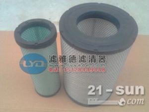 SK250-8神钢挖掘机滤芯