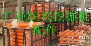 斗山260LC挖掘机大臂油缸