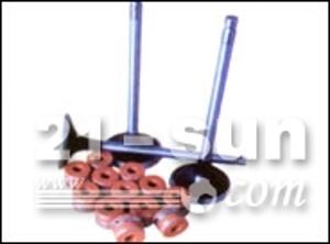 供应小松挖掘机配件PC200-6进气排气及油封