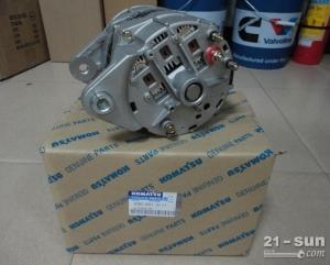 供应小松挖掘机PC200-7发电机