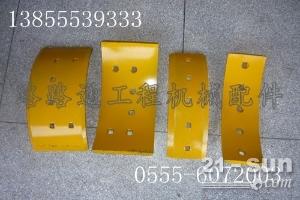 供应徐工GR180平地机刀片,平地机刀板,刀角,配套螺栓现货