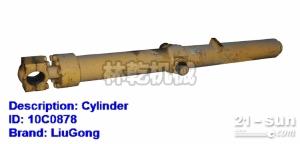 柳工配件 推土机配件 10C0878  铲刀提升油缸