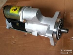 用于凯斯CX210B、CX360B发动机启动马达
