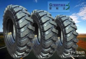挖沟机专用轮胎1000-20