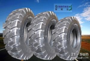 大型自卸车轮胎1400-24