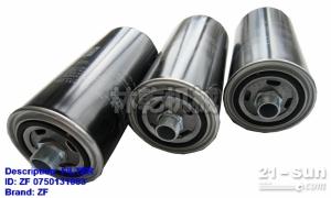 柳工配件 ZF配件 ZF0750131053  滤油器