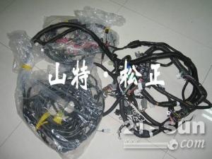 河南小松PC200-8发动机线束,全车线束,纯正原厂,济宁山特