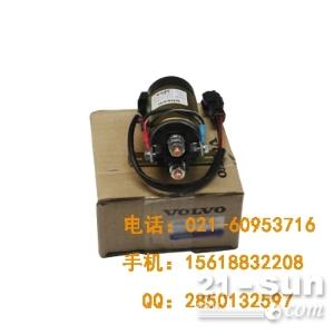 沃尔沃EC240起动机继电器