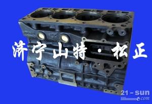 低价处理小松PC400-6缸体总成,小松中缸总成,小6D125发动机配件