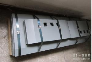 1U2407   卡特966   装载机护板、刀板、刀角 厂家直销