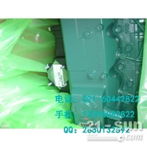 沃尔沃EC200D-EC220D挖掘机发动机