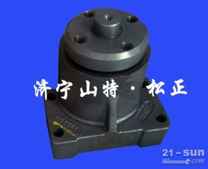 PC300-7风扇皮带轮座 小松纯正配件 小松风扇叶 山西河北小松专卖 最低优惠