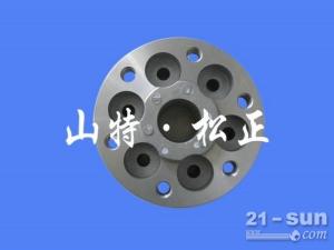 小松配件 60-7风扇隔套 风扇叶 风扇皮带轮 小松纯正配件 山特公司
