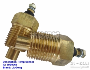 柳工配件 装载机电器仪表 30B0065  温度传感器