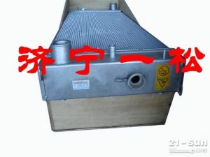 福建一松专业销售小松原厂挖掘机配件PC200-7水箱总成