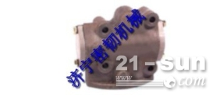 宣工推土机配件SD7润滑阀
