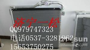 山西一松专业销售小松原厂挖掘机配件PC200-7水箱