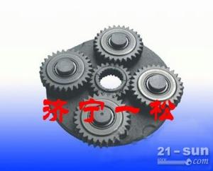一松小松原厂纯正挖掘机配件批发中心鞍山水箱总成20y-06-15240