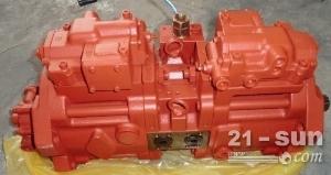 久保田KX165-5挖掘机配件