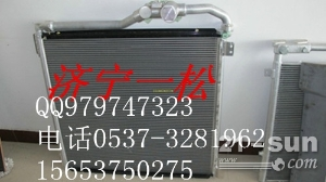小松原厂纯正挖掘机配件PC200-7水箱济宁一松0537-3281962王青云