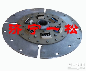 黑龙江大庆小松挖掘机配件供销挖掘机减震盘