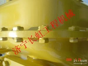 山推推土机液压箱,油缸