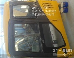 小松原厂挖掘机配件PC200-7驾驶室连杆水箱新疆一松0537-3281962王青云