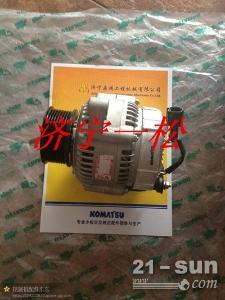 小松原厂挖掘机配件PC200-7发电机链条操作阀山东一松0537-3281962王青云