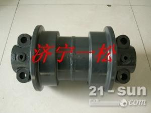 小松原厂挖掘机配件PC200-7支重轮中缸总成链条操作阀山东一松0537-3281962王青云