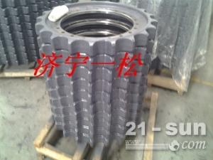 小松原厂挖掘机配件PC200-7驱动齿圈中缸总成链条操作阀山东一松0537-3281962王青云