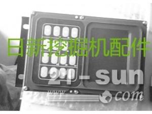 玉柴135-8挖掘机显示屏
