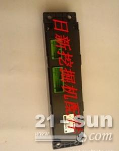神钢140-8挖掘机空调控制面板