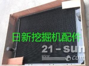 斗山258-7挖掘机水箱