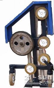 SGJ-20绳锯机