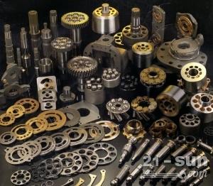 现代R335掘机液压泵,挖掘机泵胆,柱塞,九孔板,液压泵配件