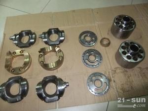 日立ZX270液压泵摇摆,柱塞,泵胆,后轴,进口川崎液压泵配件