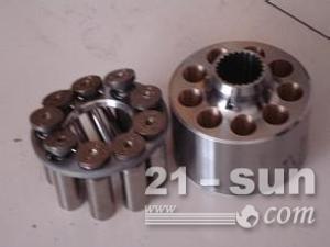 大宇DH360掘机液压泵,挖掘机泵胆,柱塞,九孔板,液压泵配件