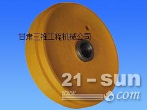 山推推土机SD16引导轮壳