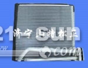 小松纯正配件 PC200-7蒸发箱 液压油箱散热器 冷凝器总成 进口原装件 山特专供
