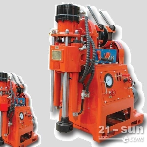 ZL-500煤矿用坑道钻机
