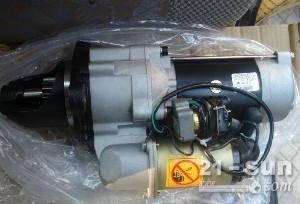 住友SH350挖掘机启动马达,挖掘机启动马达总成