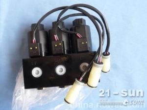 日立ZX270挖掘机电磁阀,挖掘机电磁阀